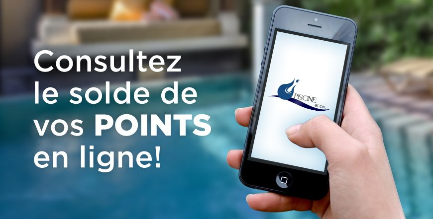 Piscine et Cie Solde Points