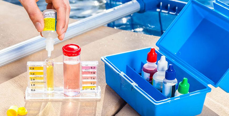 Produits piscine
